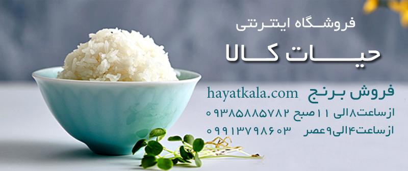 بهترین فروشگاه اینترنتی برنج ایرانی را بیشتر بشناسید